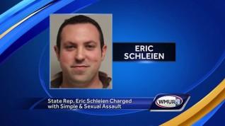 Eric Schleiein WMUR Mug Shot